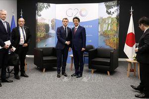 Hội nghị thượng đỉnh G20: Nhật - Pháp nhất trí duy trì liên minh 3 hãng xe hơi