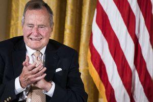 Cựu Tổng thống Mỹ George H.W Bush qua đời
