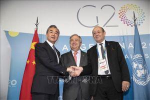 Trung Quốc kêu gọi phối hợp giải quyết biến đổi khí hậu