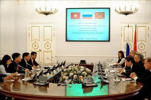 Saint-Petersburg khởi động các hoạt động tiến tới năm chéo Nga - Việt