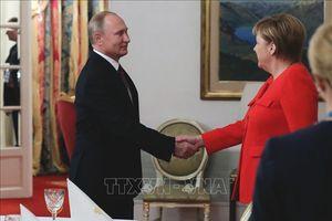 Thủ tướng Đức ăn sáng với Tổng thống Nga tại Hội nghị thượng đỉnh G20