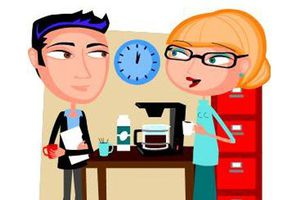 Sáng cười: Tác hại của việc pha cà phê đúng cách