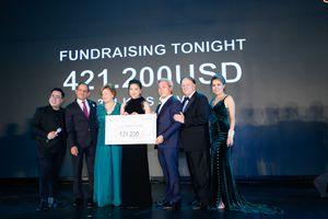 Gần 10 tỉ đồng gây quỹ giúp trẻ em mắc bệnh tim bẩm sinh