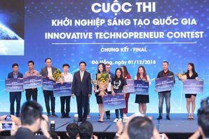 'Giải pháp Tối ưu Chuỗi cung ứng' giành ngôi quán quân cuộc thi Techfest 2018