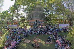 Đặc sắc nghi lễ của người M'nông và Ê Đê trong Festival cồng chiêng Tây Nguyên