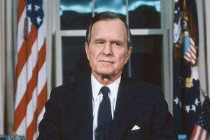 Cựu Tổng thống George Bush 'cha' qua đời ở tuổi 94