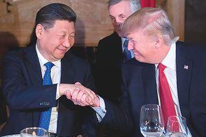 Hé lộ 'ngoại giao bàn ăn' Trump - Tập bên lề G20
