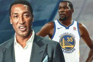 Huyền thoại NBA khuyên Kevin Durant nên từ bỏ Warriors
