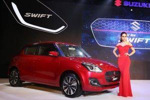 Suzuki Swift ra mắt thị trường Việt với giá từ 499 triệu đồng