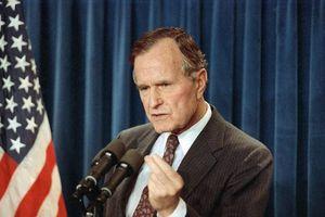 Cựu Tổng thống Mỹ George H.W. Bush đã qua đời ở tuổi 94