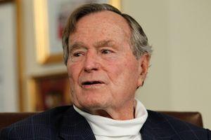 Cựu Tổng thống Mỹ George H.W. Bush qua đời ở tuổi 94