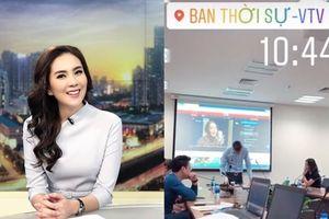 'Cô gái thời tiết' Mai Ngọc bất ngờ chuyển hướng làm BTV thời sự ở tuổi 28