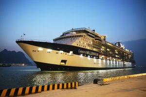 Cận cảnh cảng tàu nghìn tỉ đón chuyến tàu du lịch quốc tế 5 sao đầu tiên tại Việt Nam