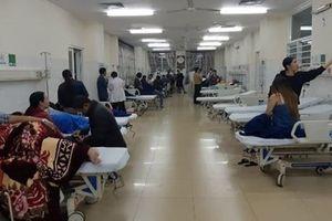Ngộ độc do ăn bánh mì Đắk Lắk: 200 người đã nhập viện