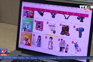 Trên 3000 website tham gia ngày hội mua sắm trực tuyến