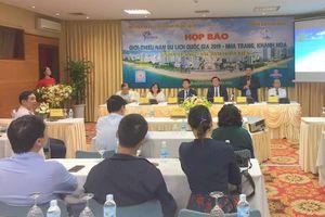 Họp báo giới thiệu Năm Du lịch quốc gia 2019 - Nha Trang, Khánh Hòa