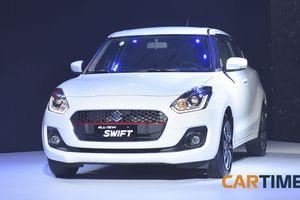 Suzuki Swift 2018 ra mắt thị trường Việt Nam, giá từ 499 triệu đồng