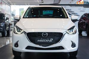 Giá lăn bánh xe Mazda2 facelift năm 2019