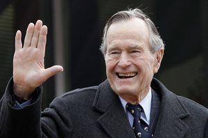 Cựu tổng thống thứ 41 của Mỹ vừa qua đời