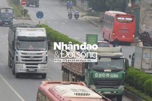 Thanh Hóa chỉ đạo xử lý 'xe quá tải tung hoành' theo phản ánh của Báo NĐ&ĐS
