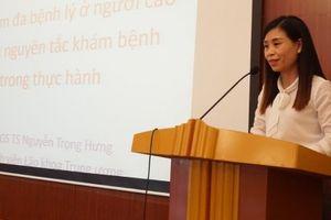 Hà Nội tổ chức các lớp tập huấn chăm sóc sức khỏe người cao tuổi