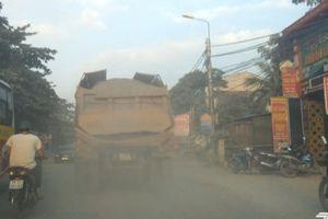 Vụ xe quá tải lộng hành tại quận Hà Đông không bị cơ quan chức năng xử lý !