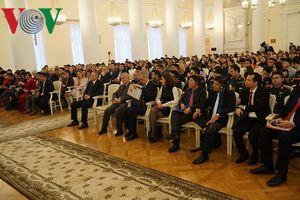 Thanh niên Việt-Nga luôn phát huy tinh thần đoàn kết hữu nghị