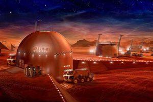 Cận cảnh những ngôi nhà 'trong mơ' trên sao Hỏa