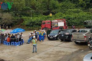 Đà Nẵng: Kịp thời xử lý sự cố tràn dầu ở cảng Liên Chiểu