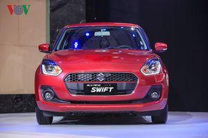 Giá từ 499 triệu đồng, Suzuki Swift 2018 có gì thay đổi?