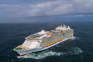 Chiêm ngưỡng vẻ đẹp choáng ngợp của siêu du thuyền lớn nhất thế giới