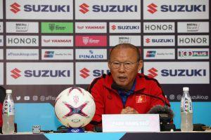 HLV Park Hang Seo: 'Philippines là đối thủ không phải dễ chơi'