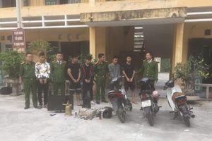 Thái Bình: Bắt 5 nghi phạm đột nhập vào chùa trộm tiền công đức