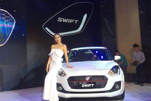 Suzuki Swift phiên bản 2018 chính thức ra mắt với giá từ 499 triệu đồng