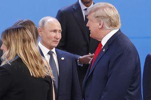 Tổng thống Trump - Putin vẫn đối thoại ở hội nghị G20