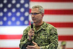 Hải quân Mỹ điều tra vụ Tư lệnh hạm đội 5 đột tử ở Bahrain