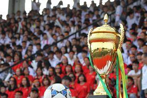 THPT Trương Định lên ngôi vô địch sau loạt luân lưu nghẹt thở