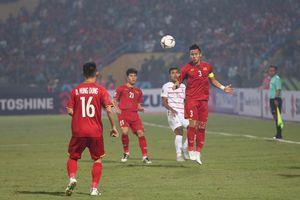 Bán kết lượt đi AFF Cup 2018, đội tuyển Việt Nam – Philippines: Tin vào hàng thủ thép