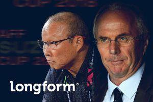 Việt Nam, Park Hang-seo và 'thử thách cực đại' Sven-Goran Eriksson
