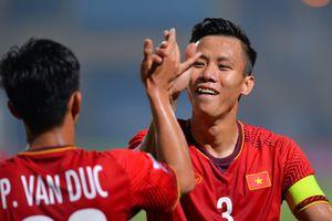 Tin bán kết gặp tuyển Việt Nam lọt thỏm giữa trang báo Philippines