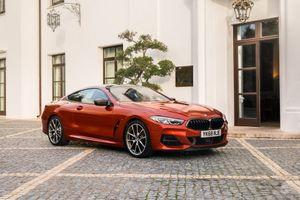 BMW 8-Series Coupe 2019 ra mắt tại Anh, giá gần 100.000 USD