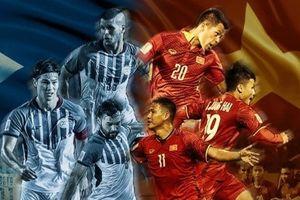 Báo chí Philippines: 'Thắng đội tuyển Việt Nam, khó nhưng có thể'
