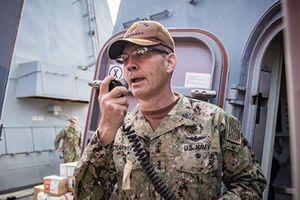 Mỹ điều tra vụ tư lệnh Hạm đội 5 đột tử tại Bahrain