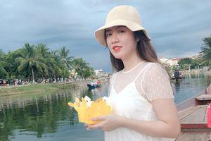 Nhan sắc dịu dàng của nữ sinh ĐH Kiểm sát Hà Nội