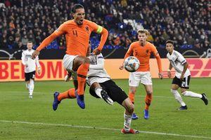 Đức tái ngộ Hà Lan tại vòng loại Euro 2020