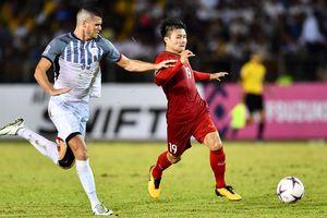 Báo chí châu Á: 'Tuyển Việt Nam đặt một chân vào chung kết AFF Cup'