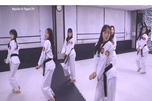 Võ sinh cover BBoom BBoom theo phong cách Taekwondo