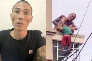 Khởi tố tội giết người, bắt tạm giam đối tượng 'ngáo đá' ném con xuống đất