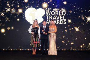 Vietravel lần thứ 2 liên tiếp được vinh danh là 'Nhà điều hành tour du lịch trọn gói hàng đầu thế giới'