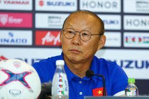 Thắng Philippines 2-1, HLV Park vẫn chưa nghĩ đến chung kết